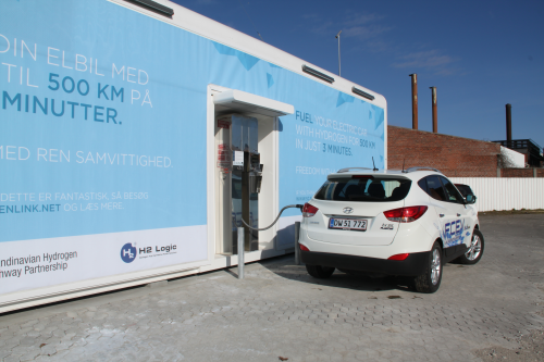 Hyundai delivers first fuel cell cars to Copenhagen